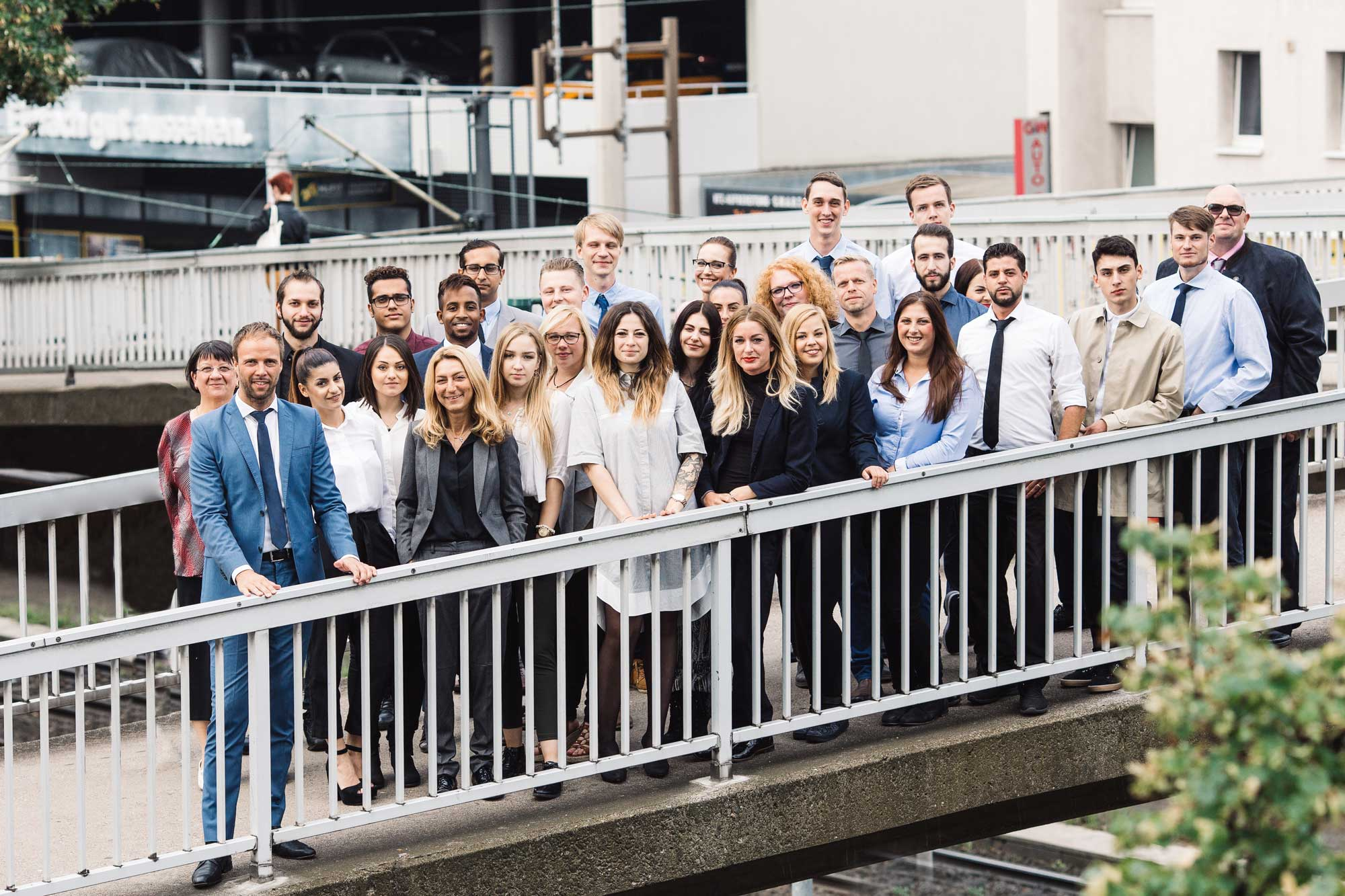 Team DMA, Die Marketing Academy